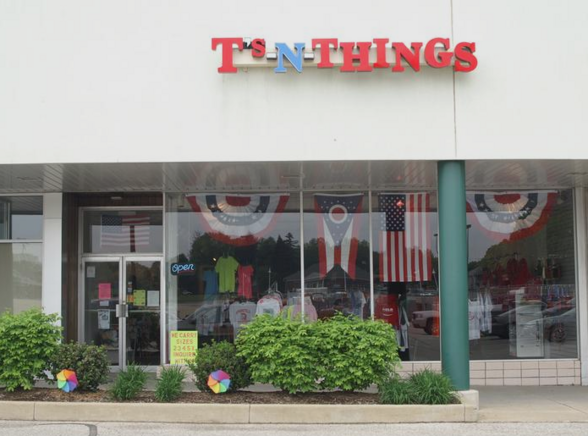 T's-N-Things shop